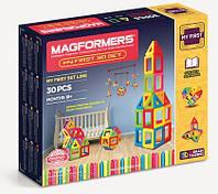 Магнитный конструктор Мой первый набор, 30 элемента, серия Для самых маленьких, Magformers