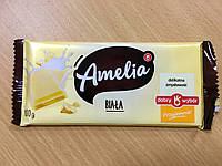 Шоколад белый Amelia (Амелия) Польша 100г