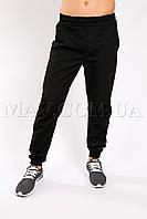 Мужские штаны джоггеры черные MAW Manandwolf рип стоп 50\50