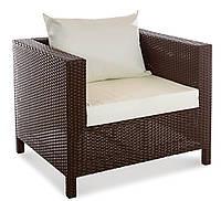 """Плетённое кресло """"ЕГИПЕТ"""" из искусственного ротанга, фото 1"""
