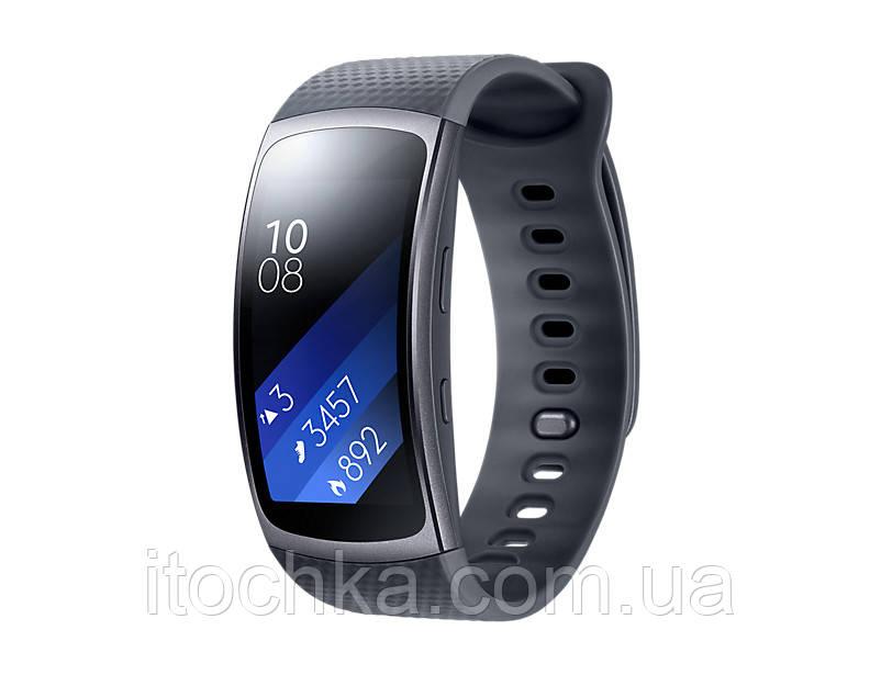 Samsung Gear Fit 2 Dark Gray