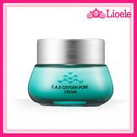 Кислородный крем сужающий поры Lioele C.A.D Oxygen Pore Cream