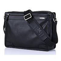 Кожаная сумка формата А4 Luxon
