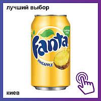 Напиток Fanta Pineapple Фанта Ананас