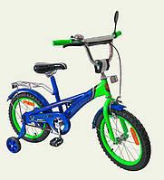 Детский двухколесный велосипед  171635, 16 дюймов