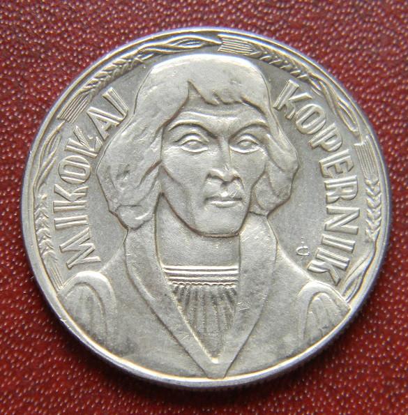 10 злотых 1968 коперник цена деньги 20 х годов