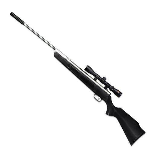 Пневматическая винтовка Beeman Silver Kodiak X2 с прицелом