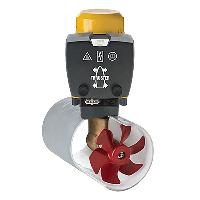 Электрическое подруливающее устройство Vetus 25 кгс, 12 В, диаметром 110 мм