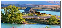Картина панорамная ДОЛИНА