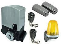 Автоматика для откатных ворот до 1000 кг AN-Motors (ALUTECH) ASL1000KI