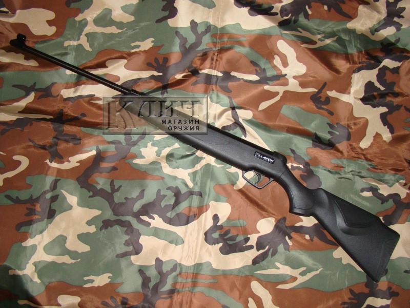 Пневматическая винтовка Латэк Чайка с газовой пружиной мод. 14 + 2 пачки пуль Gamo