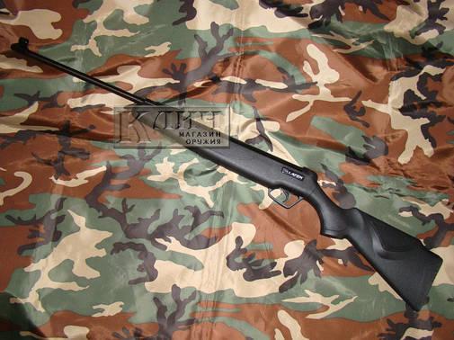 Пневматическая винтовка Латэк Чайка с газовой пружиной мод. 14 + 2 пачки пуль Gamo, фото 2