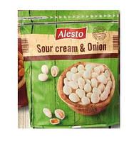 Горішки Alesto Sour Cream and Onion, 250г