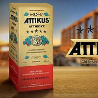 Греческий коньяк (бренди) Attikus 2L (Атикус 2Л)