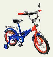 Детский двухколесный велосипед  171639, 16 дюймов