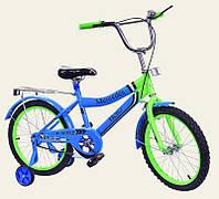 Детский двухколесный велосипед  171836, 18 дюймов