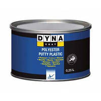 Шпатлевка для пластика Polyester Putty Plastic Dynacoat