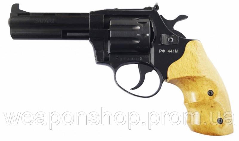 Пистолет под патрон флобера Safari РФ 441 М