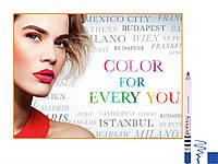 -20-33% (при регистрации) Карандаш для глаз Flormar pre.tty ELECTRIC BLUE