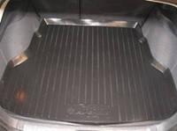 Резиновый коврик в багажник Toyota Avensis UN 02-08  Lada Locer (Локер)