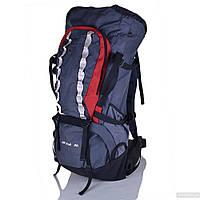 Туристичний рюкзак 80 л Onepolar 1262 Помаранчевий, фото 1