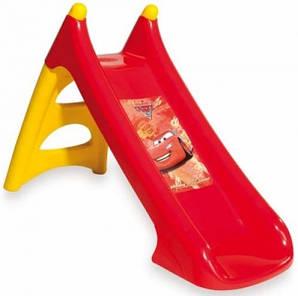 """Детская Горка с водным эффектом Cars 2 XS  Smoby - Франция -  """"Тачки"""""""