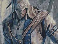 """Схема для вышивания """" Assassins creed"""""""