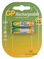 Аккумулятор GP Rechargeable R03 600 mAh Ni-MH