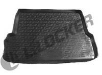 Резиновый коврик в багажник  Toyota Land Cruiser Prado 150(5/7м) 09-L Lada Locker (Локер)