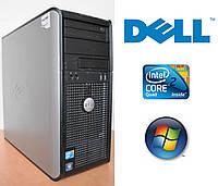 Dell OptiPlex 780 - 4 ЯДРА 4x2.4GHz / 4GB DDR3 / 250GB HDD