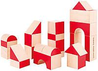 Деревянные кубики Hape 30 шт (E0439)