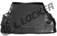 Резиновый коврик в багажник Toyota Land Cruiser Prado 200 07- Lada Locker (Локер)
