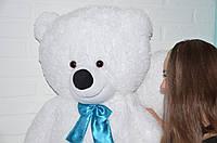 Белый плюшевый мишка 160 см, медведь 1.6 метра