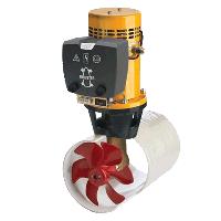 Электрическое подруливающее устройство Vetus 45 кгс, 12 В, диаметром 125 мм