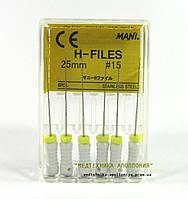 H-file MANI  № 15 (H файлы Мани)