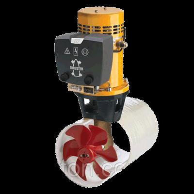 Электрическое подруливающее устройство Vetus 55 кгс, 12 В, диаметром 150 мм