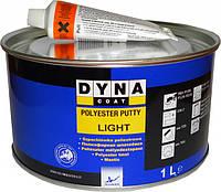Полиэфирная шпатлевка Polyester Putty Light Dynacoat