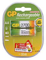Аккумулятор GP Rechargeable R6 2700 mAh Ni-MH