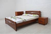 """Кровати из дерева """"Нова"""" с изножьем"""