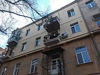 Утепление фасадов  пенопластом. Гарантия 5 лет