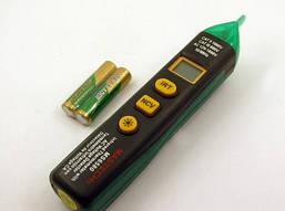 Лазерний цифровий термометр Mastech MS6580