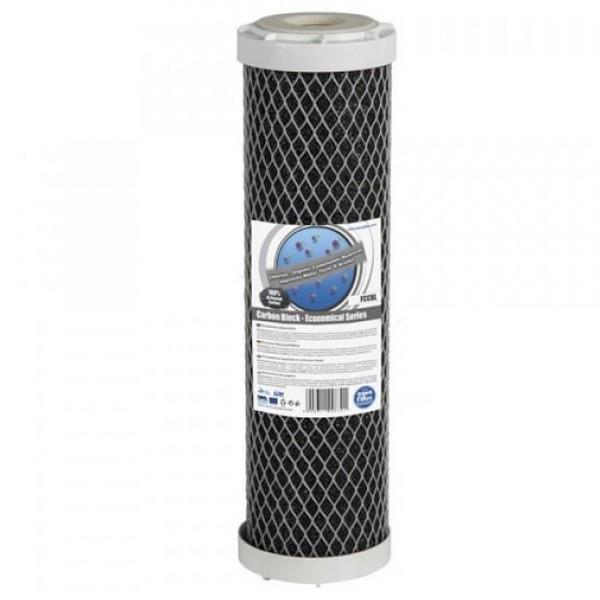 Угольный блок с пресованого угля Aquafilter FCCBL