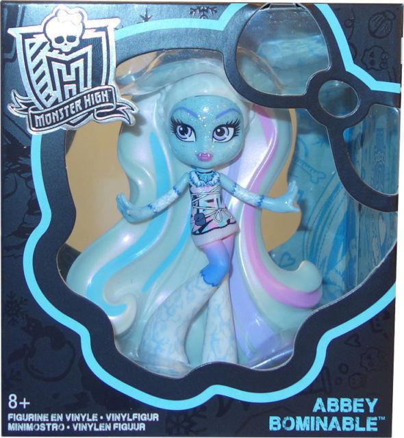 Кукла Монстер Хай Эбби Боминейбл Monster High  Abbey Bominable