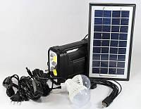 Автономная солнечная система освещения GDLite GD-8038