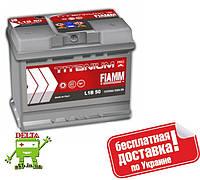АКБ FIAMM TITANIUM PRO 6СТ- 50Аз 520А R (h=175)