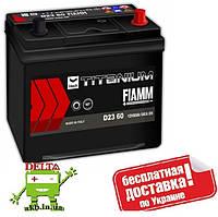 АКБ FIAMM TITANIUM BLACK ASIA Jp 6СТ- 60Аз 540А R