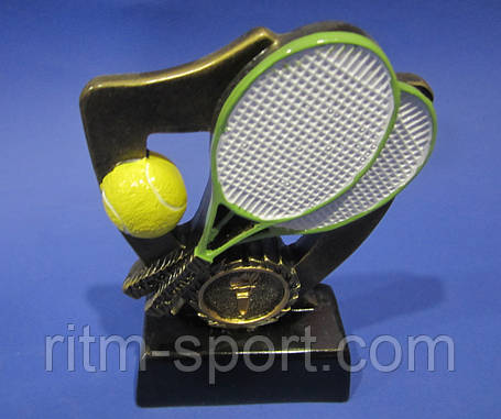 Статуэтка наградная спортивная Большой теннис, фото 2