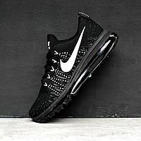Кроссовки женские Nike Air Max 2017 черные