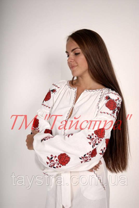 Платье вышитое белое  лен, вышиванка бохо стиль , Bohemian, этно, вишиванка плаття вишите