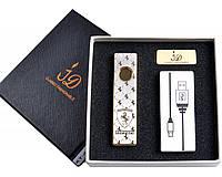 """Спиральная USB зажигалка """"Ferrari"""" №4756, выделяемся среди толпы, практичный девайс, карманная, подарочная"""